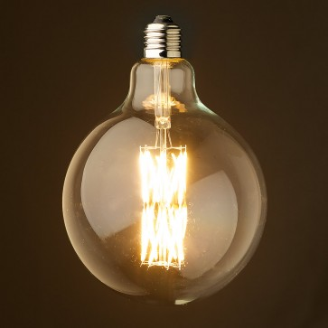 GLOBE Antique 6W LED Filament bulb