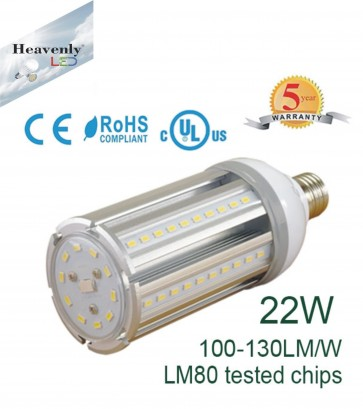 22 Watt Corn LED light bulb