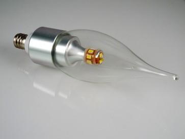 Candelabra 5Watt LED Bulb E12 Base