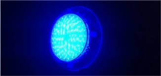 Swimming Pool Light Blue color