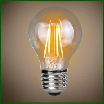 A60 Antique 6W LED Filament bulb