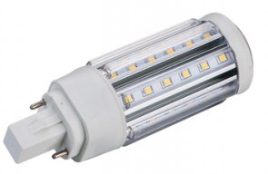 9 watt G24 Corn light