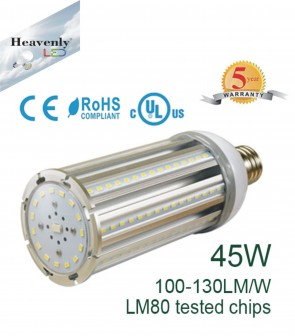 45 Watt Corn LED light bulb