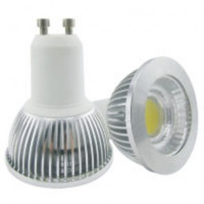 GU10 5W COB dimmable spotlight ETL