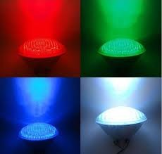 54w RGB Par56 Swimming Pool Light multi color