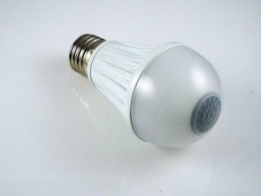 A19 9Watt Motion Sensor LED Bulb